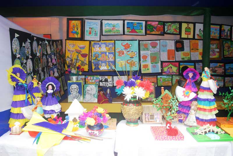 Art & Craft by Mount Litera Students