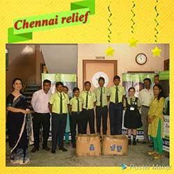 Chennai Relief Team