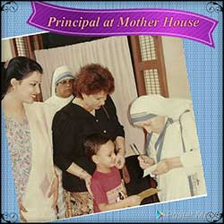 Principal at Mother House