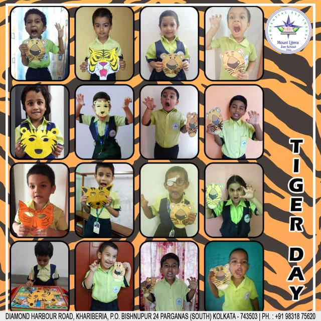 Tiger Day Celebration